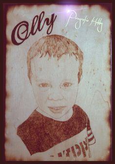 """""""Olly""""  Pioppo 20x30 cm"""