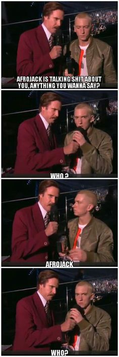 Eminem at his best…