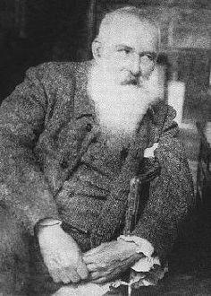 Claude Monet, last photo, 1926