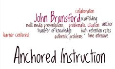 Anchored Instruction