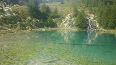 Lac Bleu, VS