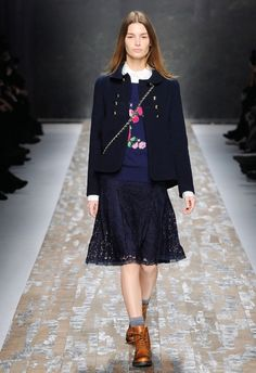 Blugirl Fall Winter 2013/14 Fashion Show Collection #mfw