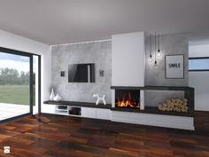 3 - zdjęcie od PATIO studio architektury - Salon - Styl Nowoczesny - PATIO studio architektury
