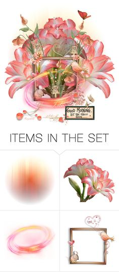 """""""Spring Flowers"""" by ragnh-mjos ❤ liked on Polyvore featuring art"""