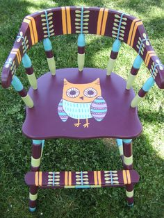 Owl High Chair.