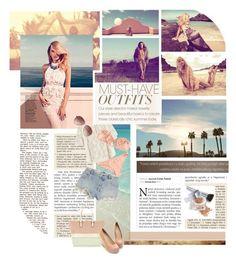 """Summer set"" by bandaid147birthdayaugust28 ❤ liked on Polyvore featuring Retrò, Ksubi, Pieces, H&M, Wallis, Ann Taylor, Christian Dior, MANGO, women's clothing and women's fashion"