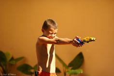 Freeze!! Or I'll shoot!!