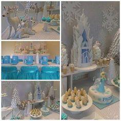 Disney Frozen Birthday Party Ideas | Photo 1 of 23 | Catch My Party