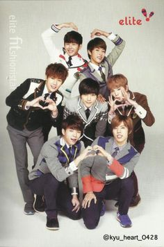 Love the way they are #infinite Come visit kpopcity.net for the largest discount fashion store in the world!!