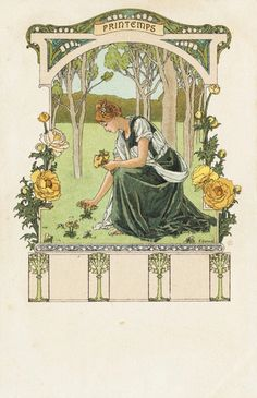 Spring  Elisabeth Sonrel -