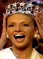 Kandace Krueger, Miss USA 2001 (Texas)