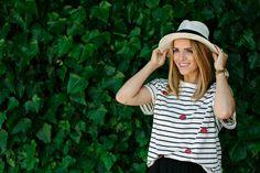 Stripes outfit ♡ Julia Engel