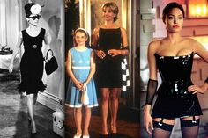 15 Iconic Little Black Dresses From the Silver Screen