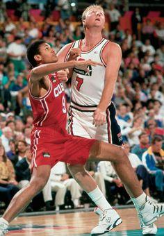 d1dfbc46f47d Kicks On Court Classic    The 1992 Dream Team. Chris Schell · Larry Bird -  Olympics