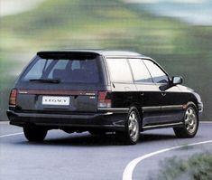 Óíèâåðñàë Subaru Legacy Wagon Turbo BJ-type (1992 ã.)