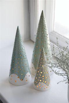 Khäler Omaggio light houses #christmas