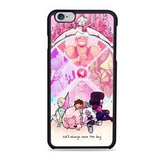 Steven Universe Always Save The Day iPhone 6 Case