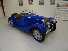 1947 Morgan Two-Seater Series I Only 249 were built from 1946 to Its engine is a Standard Special cc overhead valve engine with bhp. Morgan 4, First Car, Present Day, World War Ii, Cars For Sale, Antique Cars, Classic Cars, Engineering, History