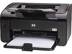 HP LaserJet Pro P1102w Printer Driver And Software