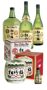 Sake available (virtually everywhere) in Vancouver - Sho Chiku Bai Junmai.  Not nearly the worst Californian made sake, but it still scrapes the bottom of the barrel.  A decent substitute when the liquor store is out of Hakutsuru.