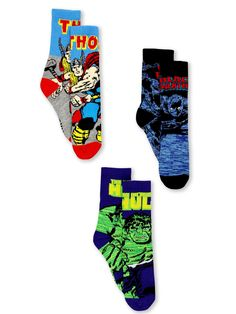 3 X MIKE THE KNIGHT BOYS NOVELTY CHARACTER SOCKS ALL SIZES AVAILABLE