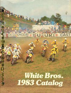 1983 White Bros. Cycle Specialties Catalog
