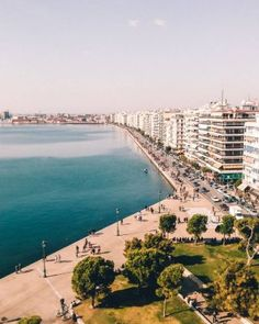 8 Reasons why Spring is the Best Season to Visit Thessaloniki - - When should you visit Thessaloniki? Keep on reading to find out why spring is the best season to visit Thessaloniki, Greece! Crete Island, Island Beach, Crete Greece, Santorini Greece, Spain Travel, Greece Travel, Crete Beaches, Myrtos Beach, Cafes