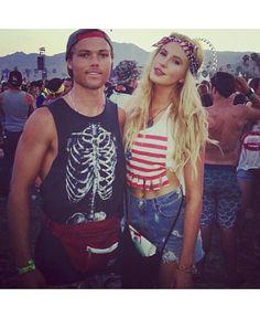 Snap-Happy: The best Instagram beauty looks from Coachella #fashion #ddgd #style #coachella #festival