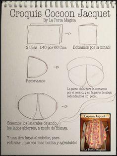 La Porta Magica - Ve a la moda cosiendo tu propia ropa. Blog de costura facil.