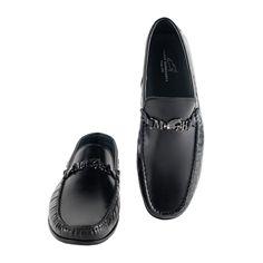 zapatos richard negro - mariohernandez