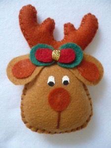 Felt Christmas Decorations, Felt Christmas Ornaments, Handmade Ornaments, Christmas Sewing, Christmas Crafts, Felt Crafts, Holiday Crafts, Felt Snowman, Felt Patterns
