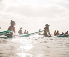 We called the crew and made waves in Waikiki Surf Girls, Beach Girls, Surfing Uk, Surfing Quotes, Surfing Pictures, Surfing Images, California Surf, Surf Shack, Waikiki Beach