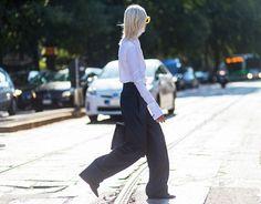 Milan Fashion Week Street Style S/S 17