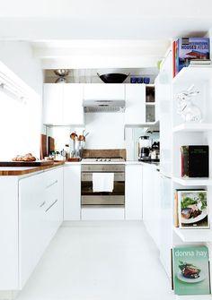 #home #kitchen #white