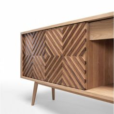 Portuguese brand WEWOOD has launched Casanova, a unique sideboard that combines craftsmanship and elegance. The piece is made of solid wood which can wrk as a TV cabinet or simply a sideboard…More Decor, Furniture Design, Furniture Diy, Interior Furniture, Furniture Decor, Diy Furniture, Wood Furniture, Furniture Inspiration, Cool Furniture