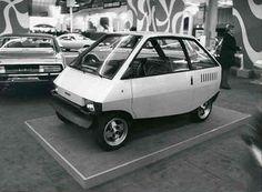 Ford Urban Car Concept (Ghia) (1975)