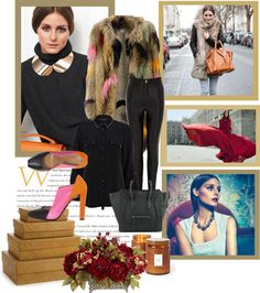 """""""Love her style"""" by slavica333 ❤ liked on Polyvore"""