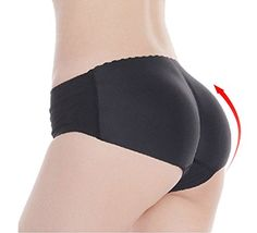 Underwear & Sleepwears Reasonable Women Butt Lifter Shaper Pad Buttock Enhancer Underwear Panties Brief Hip Up Invisible Safety Short Pants Plus Size A Complete Range Of Specifications