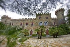 Castle in Passignano Sul Trasimeno, Italy. 13 SLEEPS (7 bedrooms) Near Passignano sul Trasimeno at the  border of Tuscany and Umbria on the Trasimeno lake, this fairy tale castle is the perfect location for a relaxing holiday in Italy and why not for an unforgottable wedding.  In the 9 hec...