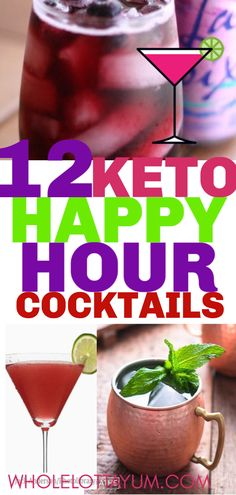 Celebrate with keto cocktails for New Years and happy hour! These low carb alcoh… Celebrate with keto cocktails for New Years and happy hour! These low carb alcoholic drinks will help you have fun and stick to your healthy diet. Low Carb Cocktails, Cocktail Recipes, Keto Diet Alcohol, Keto Approved Foods, Keto Diet Vegetables, Ketogenic Diet Starting, Ketogenic Meals, Keto Diet Benefits, Best Diets To Lose Weight Fast