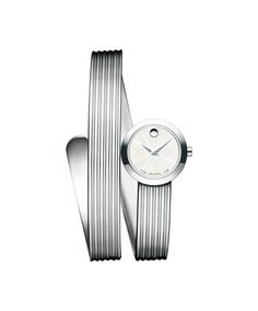 Movado Museum Wrap Watch (Sample Sale 10/13 -10/16/15, 317 W. 33rd St.