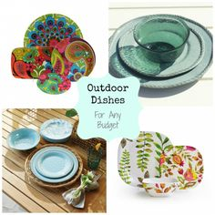 Outdoor Dishes for A
