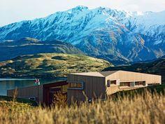 retreat house - Te Kaitaka - Lake Wanaka - New Zealand - Stevens Lawson - 2010