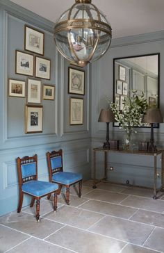Mixing antiques with contemporary pieces | Sims Hilditch