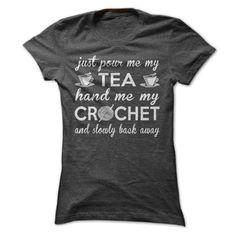 Just Tea And Crochet