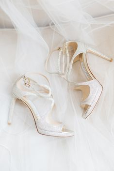 These are our absolute favorite shops buy your wedding shoes, bridal heels, chic flats & bridal booties. Intimate Southern Wedding Under The Oak Trees – Pure Luxe Bride – Lydia Ruth Photography Designer Wedding Shoes, Bridal Wedding Shoes, Bridal Heels, Wedding Hair, Bridal Hair, Bridal Shoes Online, Bohemian Sandals, Bridal Musings, Jimmy Choo Shoes