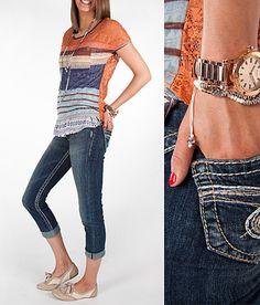 """In No Time Flat"" #buckle #fashion  www.buckle.com"