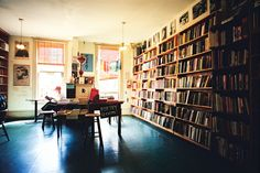 city lights bookstore poetry room