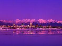 Ancorage Alaska!