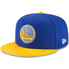 8929130b Golden State Warriors New Era Team Color On-Court 9FIFTY Snapback  Adjustable Hat - Royal
